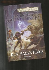 PROMESA DEL REY BRUJO - LA. LOS MERCENARIOS - SALVATORE, R. A. (6,00€)