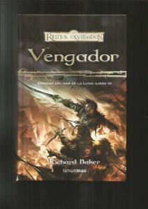 VENGADOR. ESPADAS DEL MAR DE LA LUNA, LIBRO III - BAKER, RICHARD (9,00€)