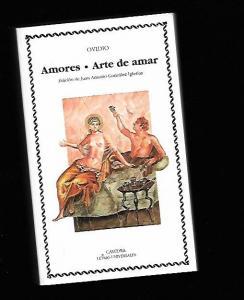 AMORES / ARTE DE AMAR - OVIDIO (6,00€)