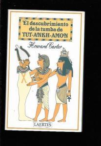 DESCUBRIMIENTO DE LA TUMBA DE TUT-ANKH-AMON - EL (TUTANKHAMON) - CARTER, HOWARD (8,00€)