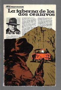 TABERNA DE LOS DOS CENTAVOS - LA - SIMENON, GEORGES (0,00€)