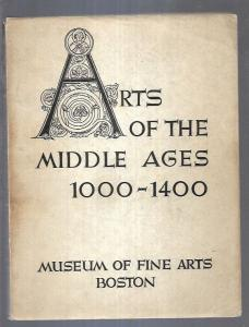 ARTS OF THE MIDDLE AGES 1000-1400. A LOAN EXHIBITION - VARIOS (0,00€)