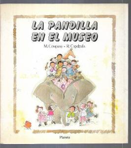 PANDILLA EN EL MUSEO - LA - COMPANY, MERCE Y CAPDEVILA, ROSER (0,00€)
